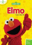 Sesame Street Elmo Can Do It DVD Giveaway