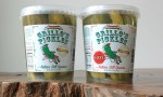 Grillo's Pickles Review and Giveaway
