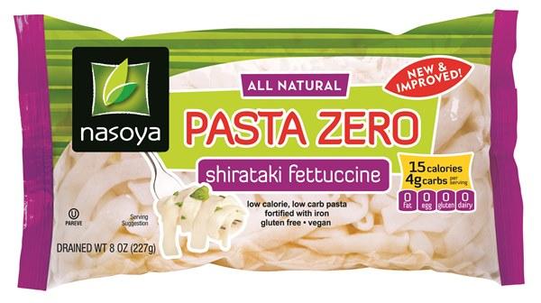 Pasta Zero Fettuccine New and Improved