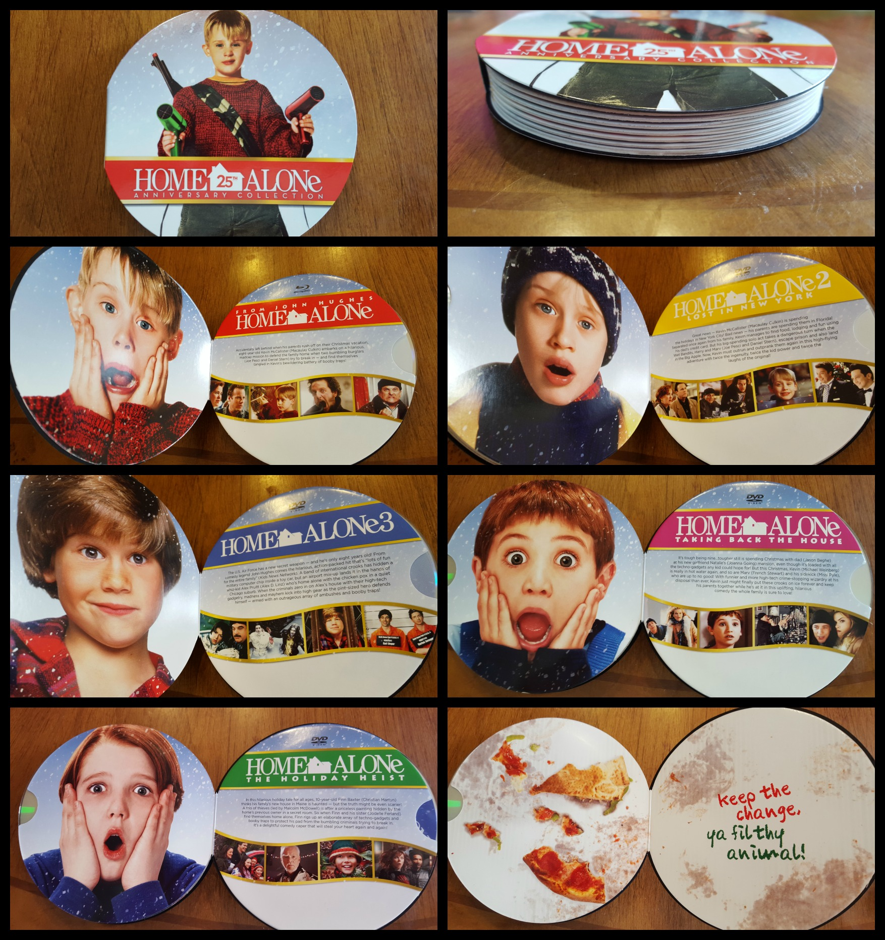 Home Alone: Ultimate Collector's Edition Giveaway