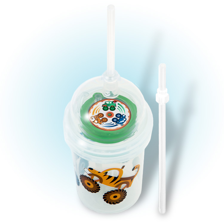nuSpin-Kids-Sip-Spin-Zoomi-Straw-Cup-Gift-Set-Trucks-750x750