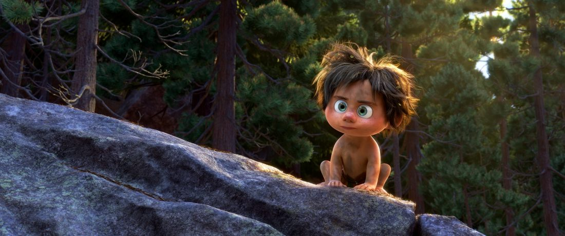 THE GOOD DINOSAUR - Pictured: Spot.