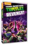 {Brag Worthy Christmas} Teenage Mutant Ninja Turtles Revenge! DVD Giveaway