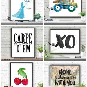AT Art Digital Printables Discount and Review