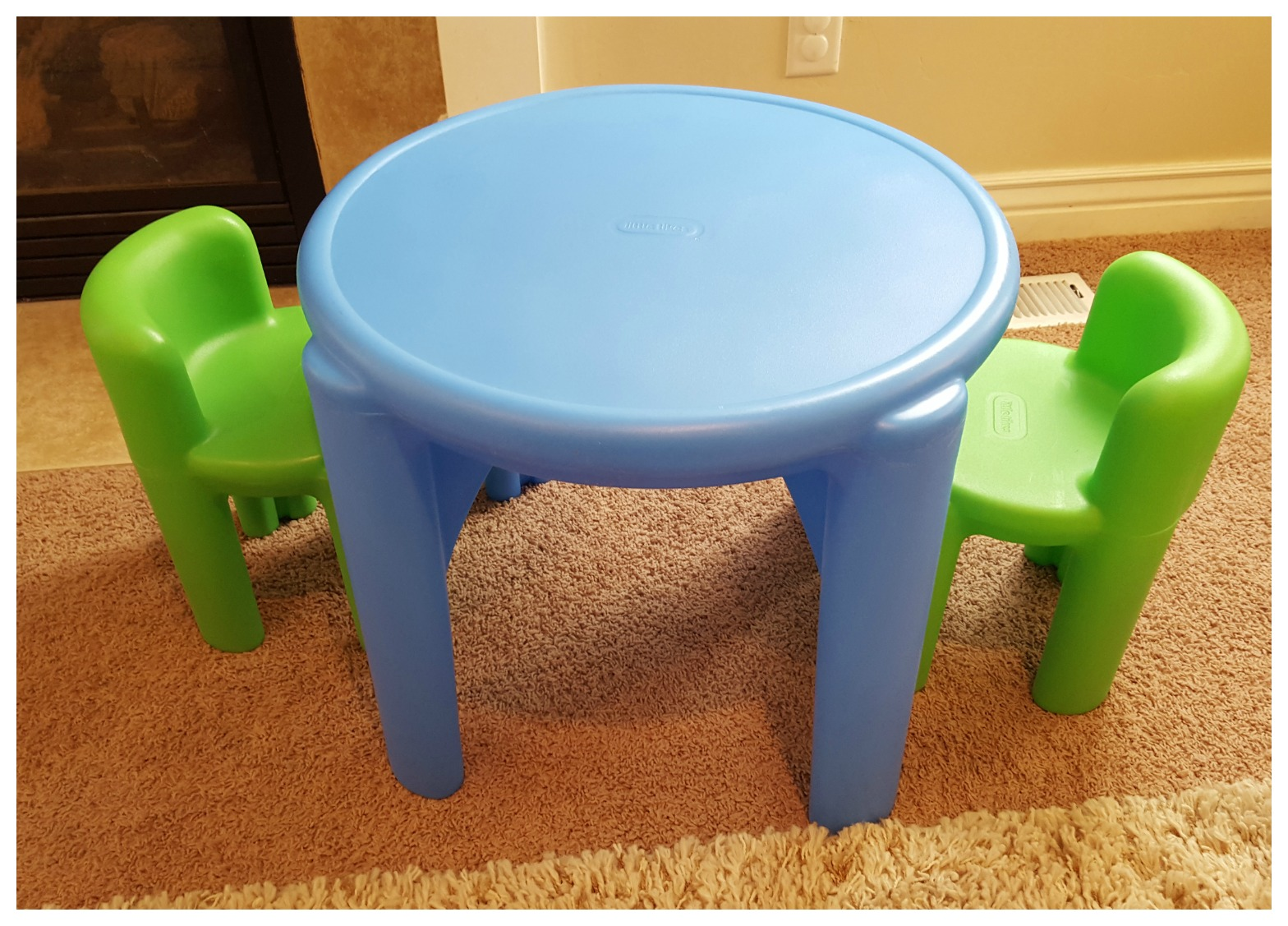 Little tikes adjustable table and chairs - As Always I Love That Little Tikes