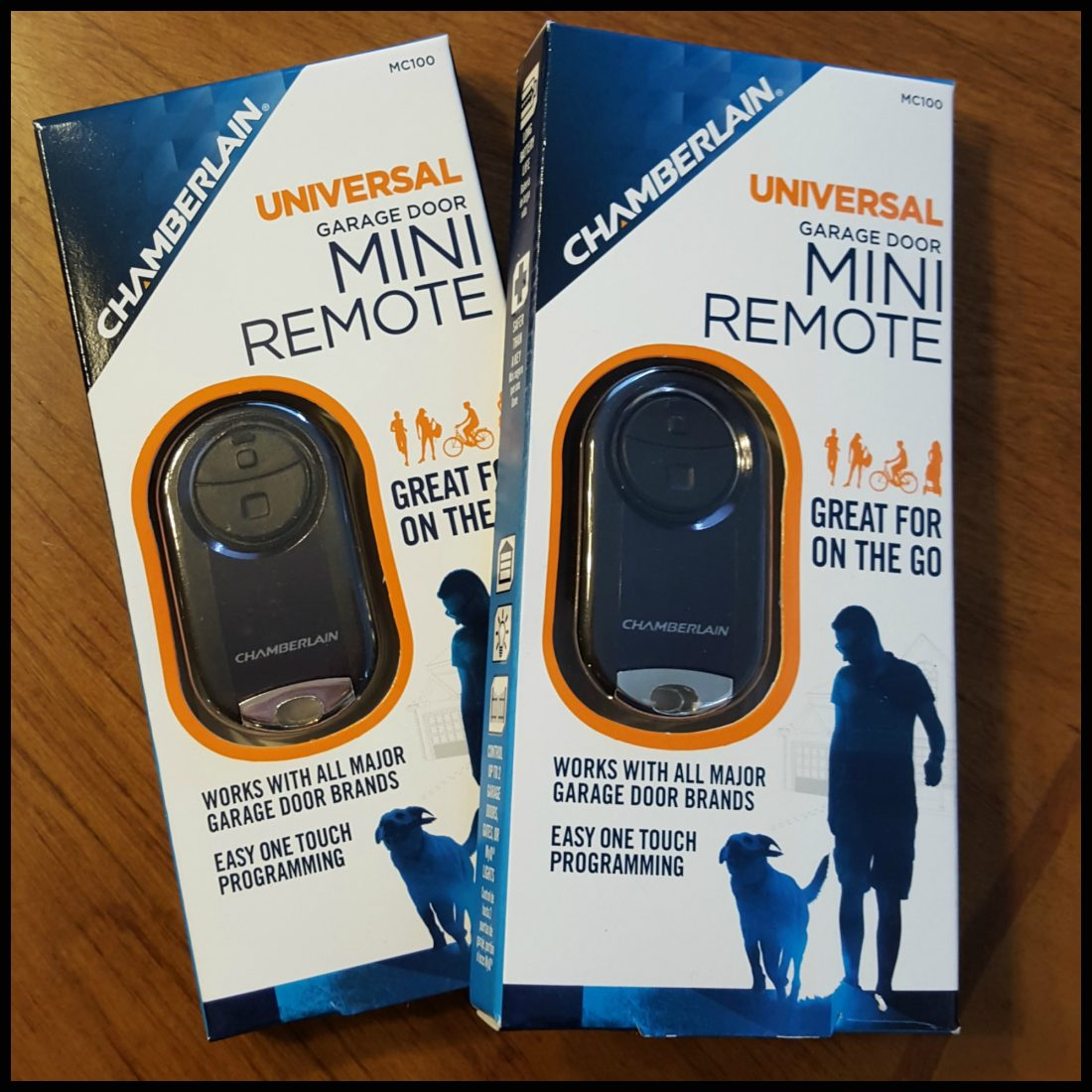 Chamberlain sent me 2 mini remotes to try out. miniremote3. \u201c  sc 1 st  Bragging Mommy & Brag Worthy Christmas Chamberlain Universal Mini Garage Door ...