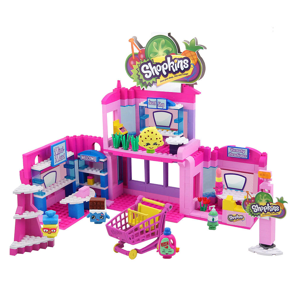 To say that both of my girls are Shopkins fans is an understatement ...