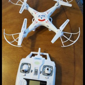 {Brag Worthy Christmas} Ohuhu RC Explorers Quadcopter with Camera is So Fun!