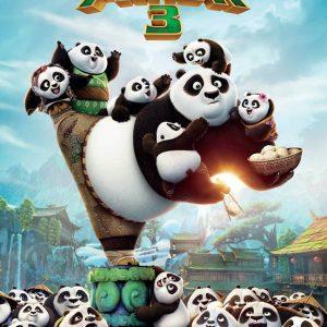Kung Fu Panda 3 in theaters January 29th and Yogurtland Giveaway!