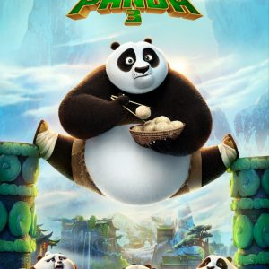 Your Chance to Get Tickets to See Kung Fu Panda 3 in Salt Lake City this Saturday!