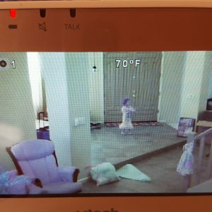 Capturing Adorable Moments with the VTech VM343 Video Baby Monitor #VTechBaby