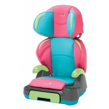 Car Seat Safety with Safety 1st and the review of Store in Go Booster Car Seat!