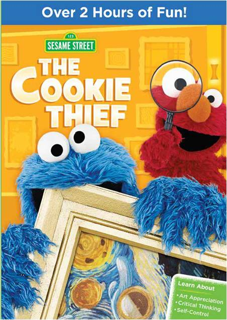 Cookie Thief key art