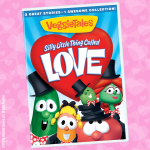 Veggie Tales: Silly Little Thing Called Love DVD perfect for Valentine's Day + giveaway! #veggietales