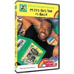 New Reading Rainbow featuring Miss Nelson is Back and more DVD Now Available!