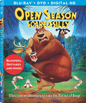 666710_OPEN SEASON- SCARED SILLY [STUDIO]BDDVD-23D Pack Shot - Outersleeve_small