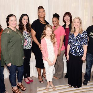 Recap of Miracles From Heaven Trip and Interviews with Queen Latifah, Kylie Rogers, Christy Beam, and  Randy Brown {Part 1} #MiraclesFromHeaven