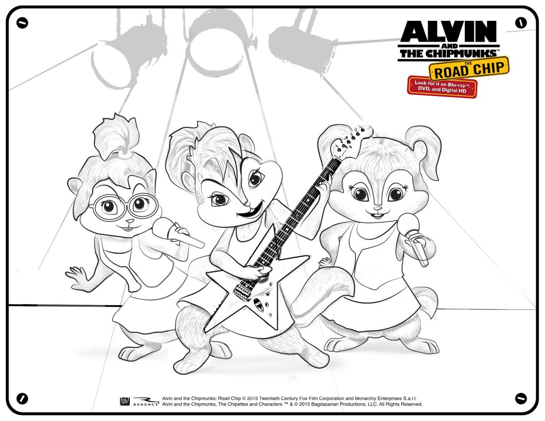 Alvin and the Chipmunks: The Road Chip Blu-ray Giveaway ...