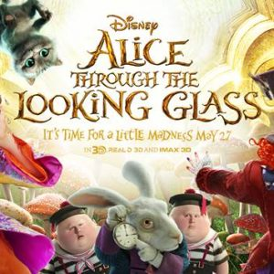 New Trailer for Disney's ALICE THROUGH THE LOOKING GLASS ~ +Q&A with Johnny Depp #DisneyAlice