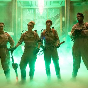 Check out the New GHOSTBUSTERS Trailer! #Ghostbusters Opens July 15th!