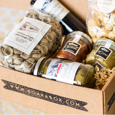 THE NONNA BOX STORY & Nonna Box Italian Gourmet Gift Box Review and Discount | Bragging Mommy
