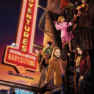 Adventures In Babysitting ~ Coming to The Disney Channel June 24th! #AdventuresInBabysitting