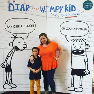 Diary of a Wimpy Kid the Musical NOW PLAYING at the Children's Theatre Company in Minneapolis!