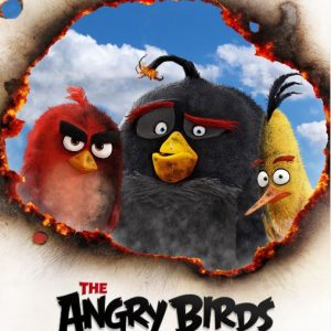 Win A Family 4 Pack of RESERVED Seats to an ANGRY BIRDS screening in SLC on Saturday, May 14th! (5 win!)