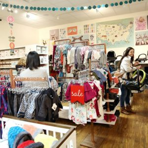 A New Kind of Shopping Experience ~ The Baby Cubby