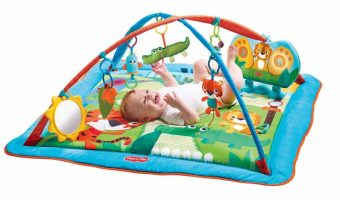 Gymini Kick & Play City Safari, perfect all baby stages + giveaway!