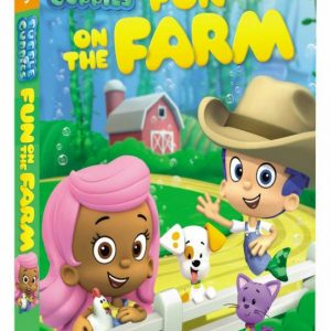 Bubble Guppies Fun on the Farm DVD Giveaway