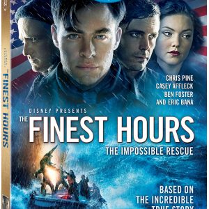 The Finest Hours Now Available on Blu-ray & Digital HD #TheFinestHours
