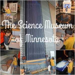 Start Summer Off Right at The Science Museum of Minnesota