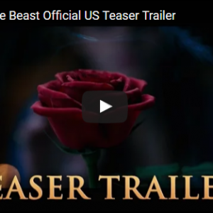 Watch the Teaser Trailer for Disney's Beauty And The Beast! #BeOurGuest