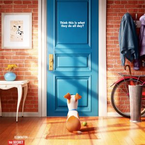Utah Readers Come enter for a family 4 pack to see The Secret Life of Pets Advanced Screening June 1st! #Giveaway (2 winners!)