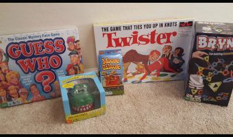 Super Fun Family Games from Winning Moves!