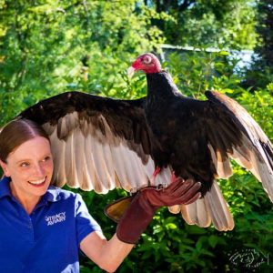 Tracy Aviary in Utah is the perfect Family Fun spot!