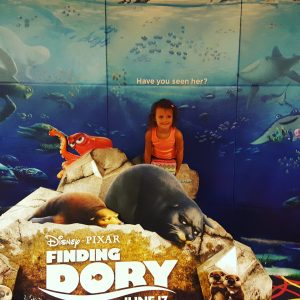 See Finding Dory in #DolbyCinema at AMC This Week Only! #FindingDory #ShareAMC