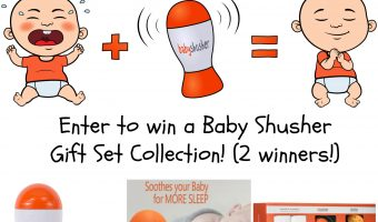 Baby Shusher- The Sleep Miracle Review and Giveaway
