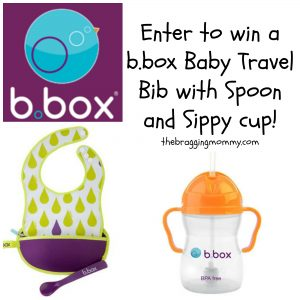 b.box Baby Essentials Review and Giveaway
