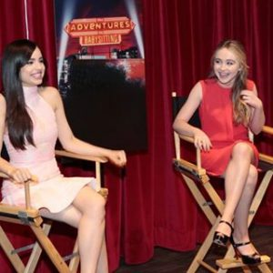 Adventures in Babysitting Airs Today (6/24) on the Disney Channel + My Interview with the Stars of the Movie #AdventuresInBabysitting