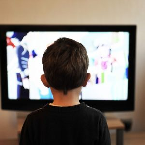 Why I Don't Feel Guilty for Letting My Kid Watch TV