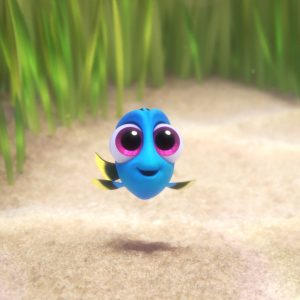 See Dory as a Baby!  New Clip and Images ~ #FindingDory is Now Playing! #FindingDoryEvent #HaveYouSeenHer?
