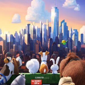 Win Tickets to an Advanced Screening of THE SECRET LIFE OF PETS in SLC on July 5th!