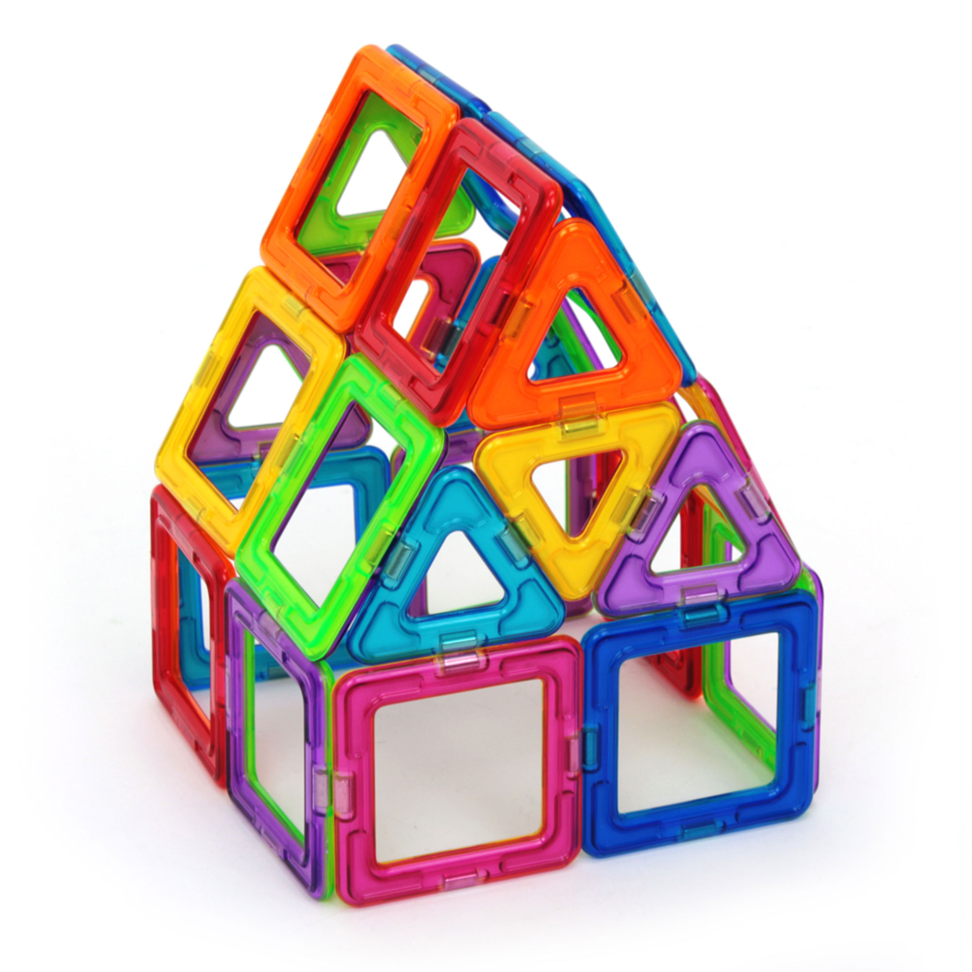 Magnetic Building Toys : Magformers magnetic construction sets review and giveaway