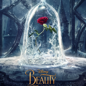Look at the Gorgeous Teaser Poster for Disney's Beauty and the Beast #BeOurGuest