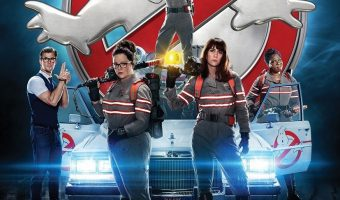 The new Ghostbusters hits Theaters Today! Our review #Ghostbusters #Ghostbloggers