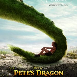 Disney Pete's Dragon Printable Family Activity Packet! + New Film Clips #PetesDragonEvent