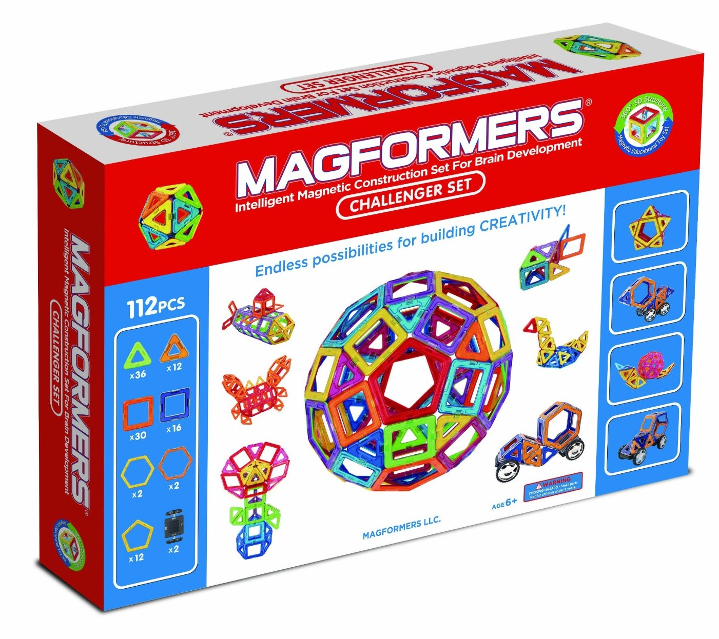Magformers Magnetic Construction Sets Review And Giveaway