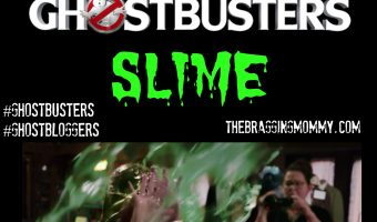 D. I. Y. Make Your Own #Ghostbusters Slime! #Ghostbloggers